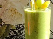 Smoothie poire, roquette noix jours, smoothies}