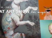 Show: artistes exposent leur vision chat