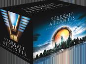 Soldes l'intégrale Stargate Atlantis 37,99€