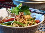 """NOUILLES POULET """"CHIANG MAI"""" (Thaïlande)"""