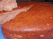 Gâteau poires farine châtaigne Corse