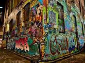 Graffitis Melbourne Australie