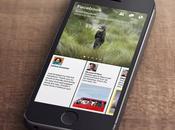 Facebook Paper transformera votre compte magazine numérique