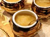 Compote pomme, clémentine vanille