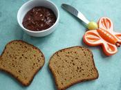 tartinade diététique chocolat noix pécan avec inuline stévia (sans sucre sans beurre)