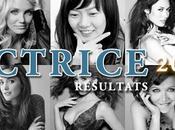 [Actrice] 2013 Résultats