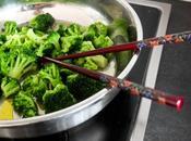Oeufs brouillés brocolis sésame