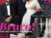 Oprah, Chiwetel, Forest Michael Jordan couverture d'Essence magazine (vidéo making