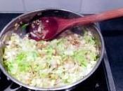 Fondue poireaux curry
