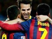 Coupe Barça prend également option