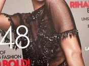 Rihanna couverture Vogue mars 2014