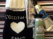 Adorables crèmes mains l'Occitane cadeau!