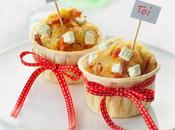 Amuse bouche Saint Valentin Muffins Caprice Anges