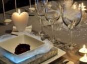 Déco jolie table pour saint valentin
