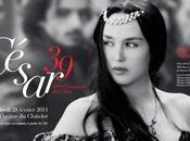 Nominations César 2014 l'honneur