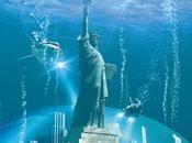 York sous l'eau
