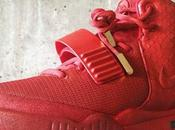 Nike surprend toile annoncant Yeezy October Twitter