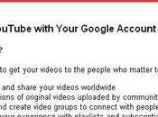 YouTube s'arrime votre compte GMail revampe page d'accueil
