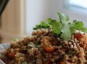 ~Salade quinoa l'asiatique~