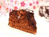 Gâteau chocolat noix coco