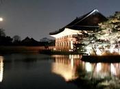 Pleine Lune Gyeongbokkung palace