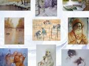 salon Vincennes aquarelle 2014 tient Saint-Mandé