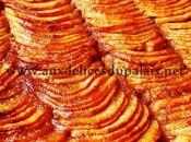 Tarte pommes compote facile