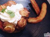 Privé dessert, restaurant gourmands