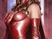 Avengers Elizabeth Olsen parle costume