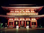 promenade temple Sensō-ji Tokyo