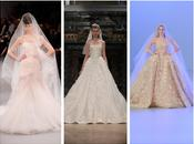 Semaine Mode Paris robes mariée 2014
