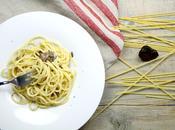 Spaghetti truffe noire