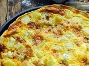 Bresse Bleu Blog Tour, tarte pommes terre