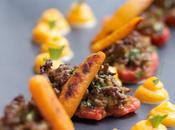 Recette gastronomique base conserves