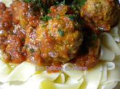 Boulettes viande l'Italienne
