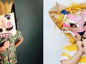 sélection jolis masques pour carnaval