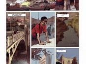 Meilleurs voeux Mostar bande dessinée, ville espaces nostalgie