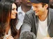 Mila Kunis Ashton Kutcher: enfin bague doigt!!