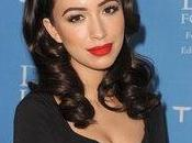 Christian Serratos :The David Lynch Foundation Award
