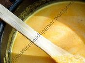 Velouté carottes panais Creamy Carrot Parsnip Soup