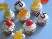 Mini cupcakes bonbons