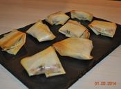 Croustillants camembert