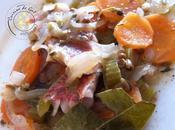 Rougets marinés coriandre fenouil