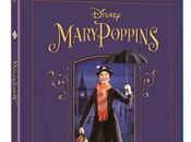 Aujourd'hui, Mary Poppins, plus célèbre Nounou l'histoire cinéma Sortie blu-ray, pour Happy