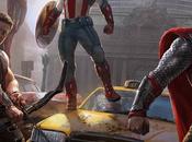 Exposition 'L'Art Super-Héros Marvel' Musée Ludique partir mars