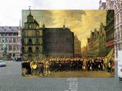 Classic paintings feat. google street view