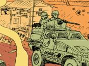 Bangui, terreur Centrafrique géographie d'un conflit bande dessinée