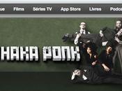 Shaka Ponk: White Pixel streaming gratuit Itunes