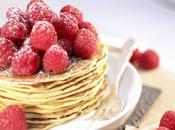 Pancakes Framboises Nutella®