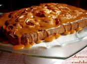 Cake pommes, cannelle caramel beurre salé